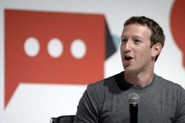 Zuckerberg among Facebook users mistakenly declared 'dead'