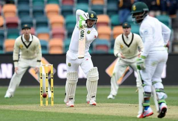 Cricket: Australia v South Africa second Test scoreboard