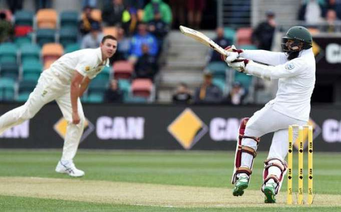 Cricket: SAfrica 43 for 0 at tea after routing Aussies for 85