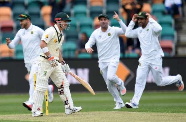 Cricket: Australia v South Africa second Test scoreboard