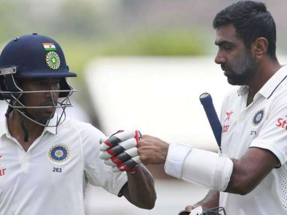 Cricket: India 411-6 at lunch on day four of England Test
