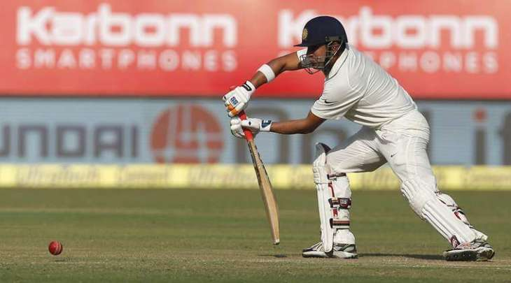 Cricket: India v England first Test scoreboard
