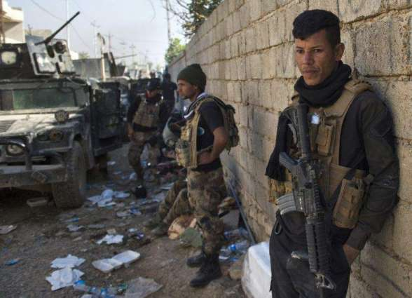 'Intense' fighting in east Mosul: officer
