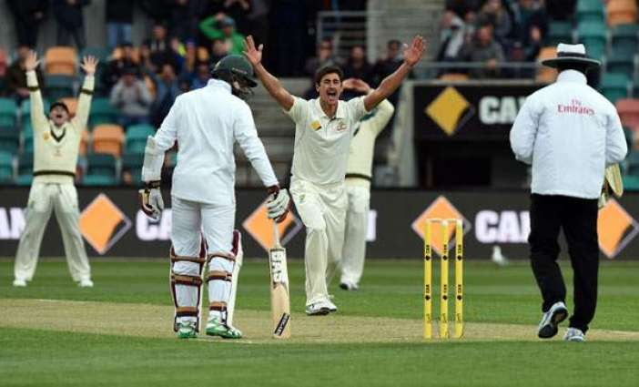 Cricket: Starc gives Aussies hope after innings collapse