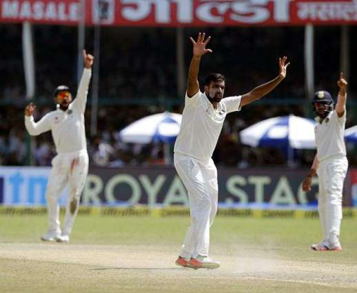 Cricket: Ashwin comes to India's rescue in England Test