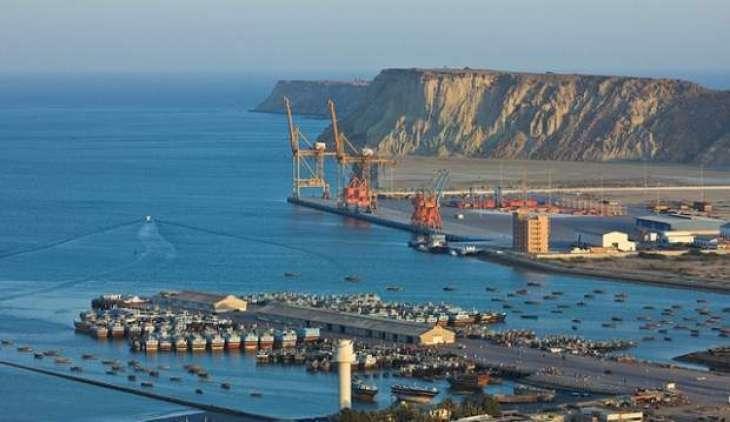 Gawadar global Port will be inaugurated on Sunday