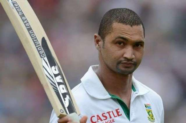 Cricket: Ex-South African batsman Petersen charged with match fixing