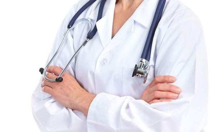Free medical camp held in FR DI Khan