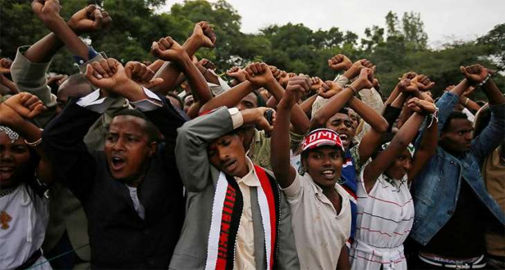Ethiopia makes 11,000 state of emergency arrests: state TV