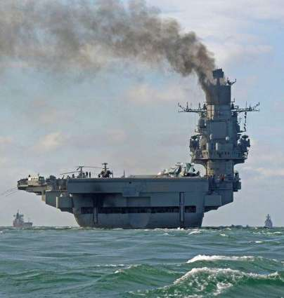 Russian warship flotilla now off Syrian coast: military