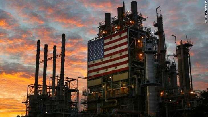 امریکی آئل مارکیٹ اچ خام تیل دے نرخاں اچ ترائے فیصد توں ودھ گھٹکی