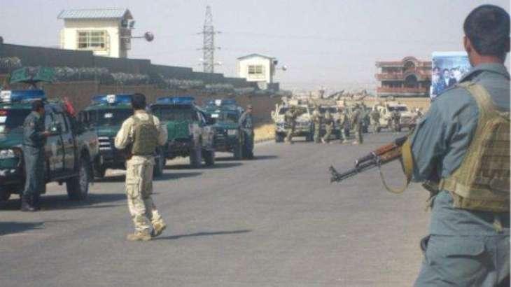 افغانستان، جرمن قونصل خانے اُتے حملے دی ذمہ داری طالبان قبول کرگھدی