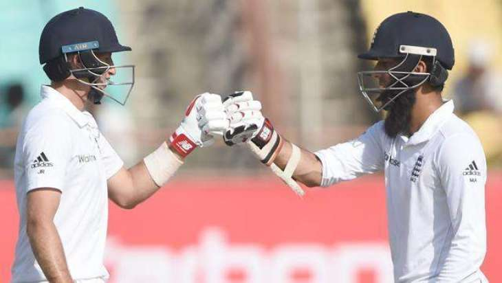 Cricket: England in driver's seat in first India Test