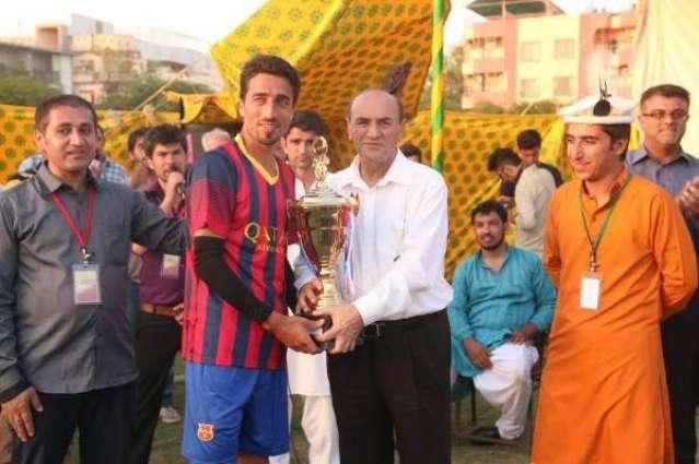 Final of All Karachi Shooting Ball tournament tomorrow
