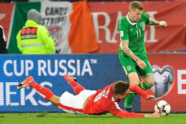Irish stun Austria as Iceland go down in Croatia