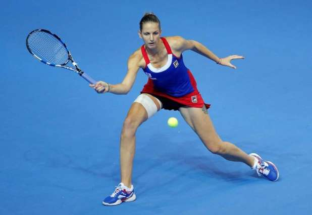 France, Czechs level in Fed Cup final