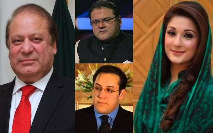 Sharif's Children pleads to change their lawyer