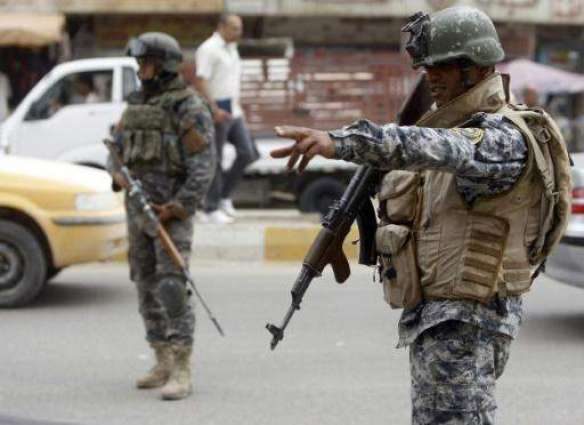 Rare suicide attack south of Baghdad kills 8: officials