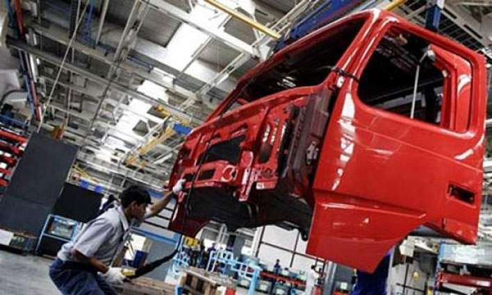 Production of buses, trucks increase 63%, 60% in two months