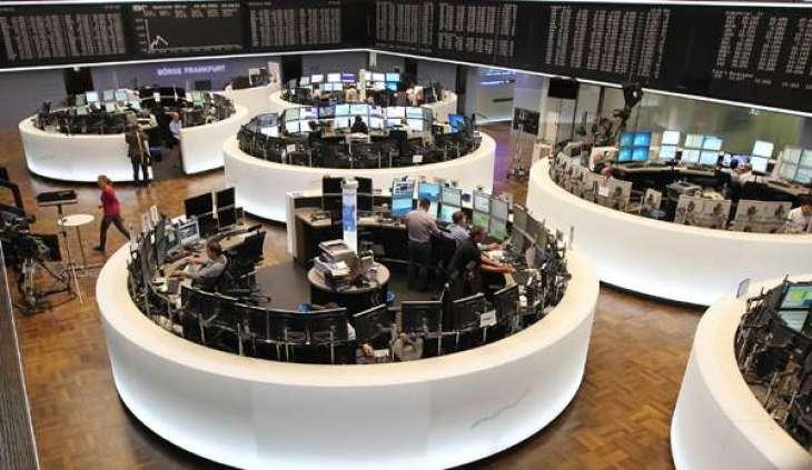 European stock markets rise at open