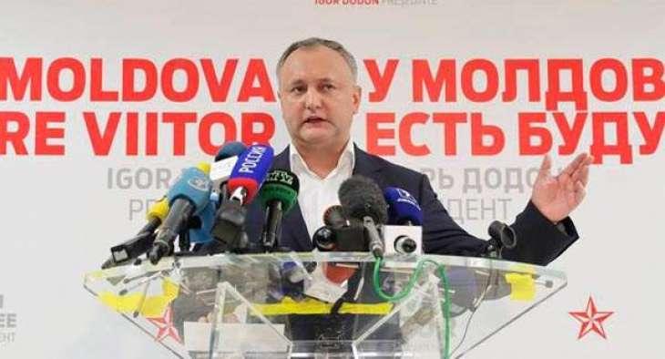 Pro-Russian candidate set to win Moldova presidency