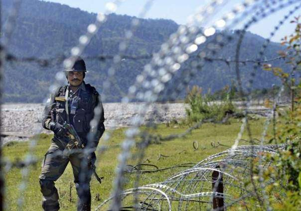 Pakistani army retaliated to firing at LoC by Indian forces