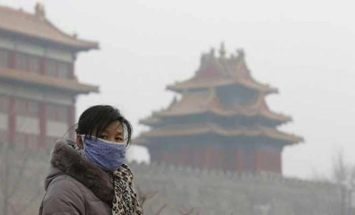 Cold air to disperse smog in north China