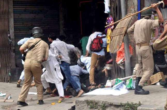 India busy in suppressing freedom movement by force: TeH