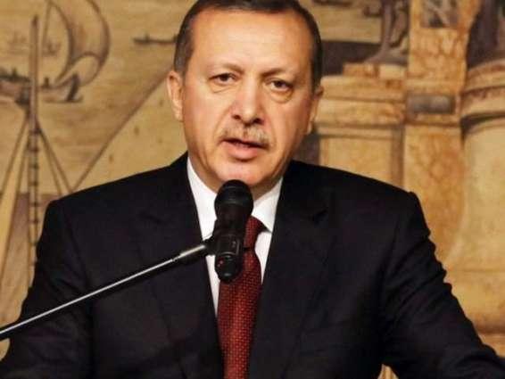 ترکی بے نظیر خصوصیت آتا مالک ملک اسے، رجب طیب اردوان