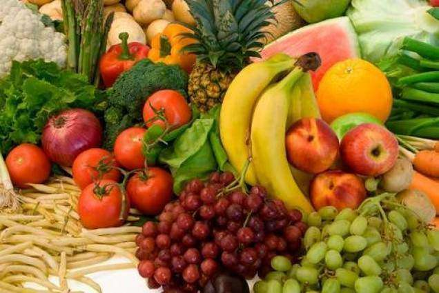 Prices of fruits, vegetables remain stable in Capital