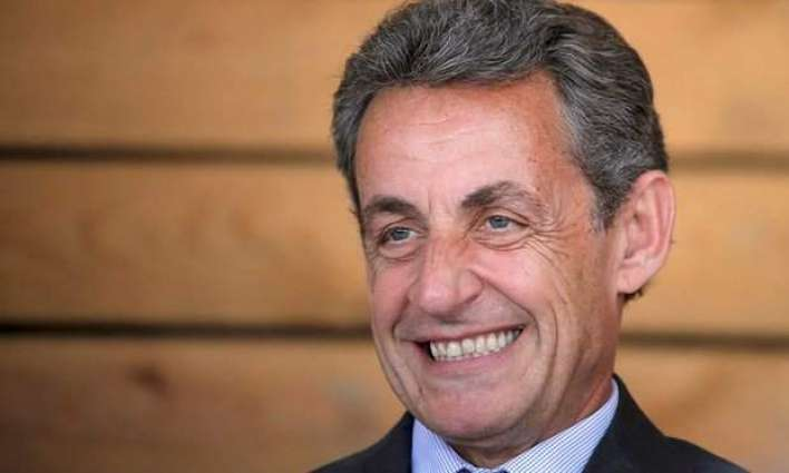 Sarkozy wants tax on US products if Trump scraps Paris pact