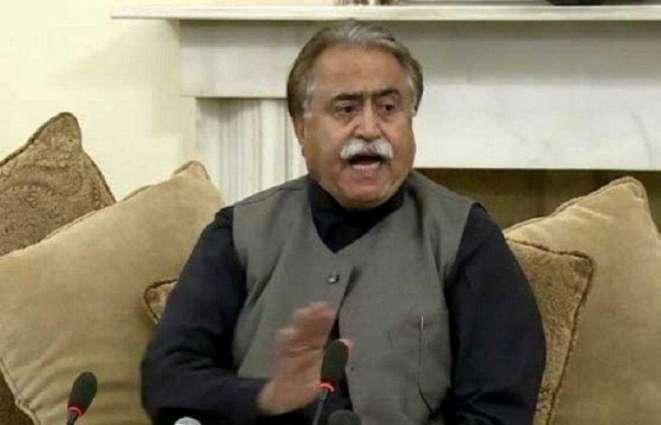 Advisor condoles over death of Jehangir Badar