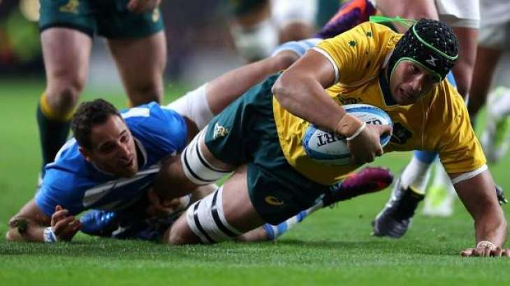 RugbyU: Injured Coleman out of remainder of Wallaby tour