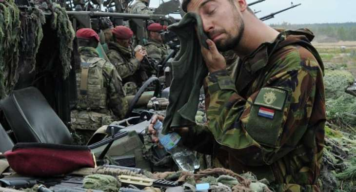 Poland founds volunteer force with eye on Russia
