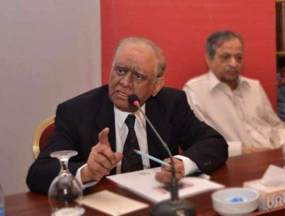 Sindh Governor condoles demise of Jehangir Badar