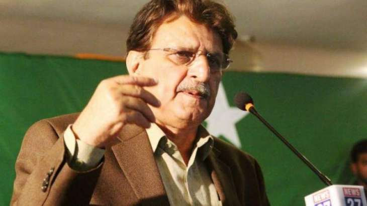 AJK PM urges european union to probe into mass graves, use of pellet