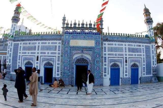 Hazrat Shah Abdul Latif Bhitai Urs from Nov 15-17