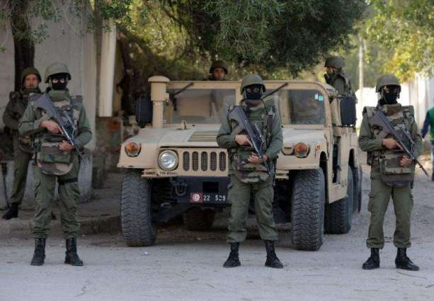 Tunisia finds 4 arms caches near Libya border