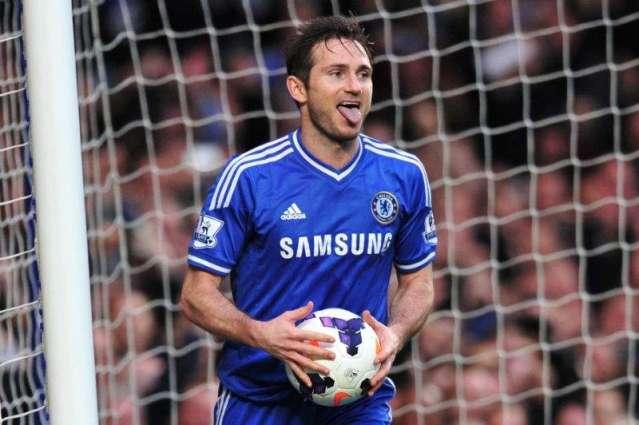 Lampard leaves New York City