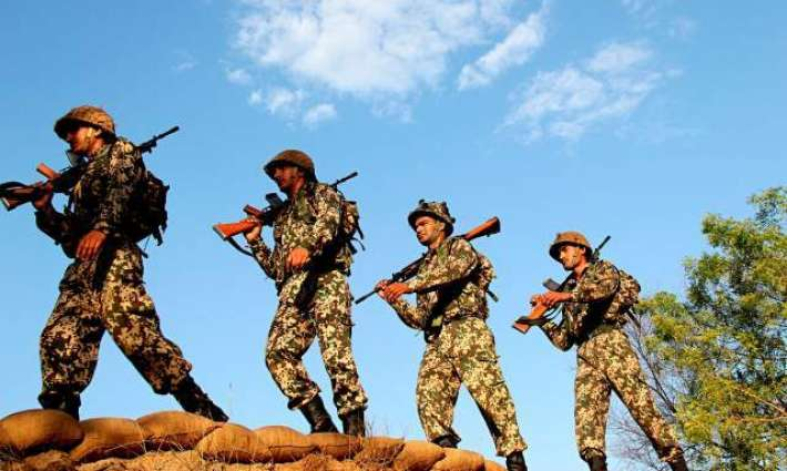 Attack on Indian Soldiers at Assam, 3 killed