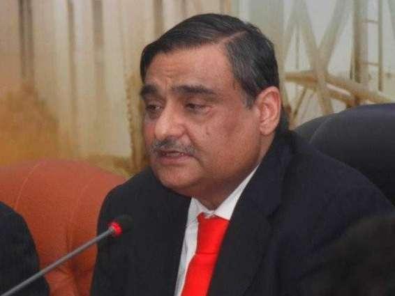بلاول بھٹو نے ڈاکٹر عاصم حسین نوں پیپلز پارٹی کراچی ڈویژن دا صدر مِتھ دِتا