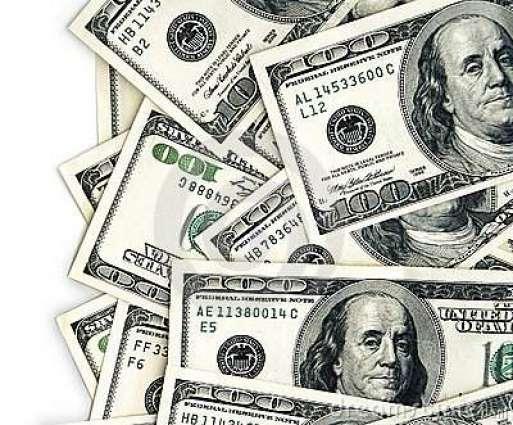 انٹر بنک فاریکس مارکیٹ وچ ڈالر دو پیسے سستا ہو گیا