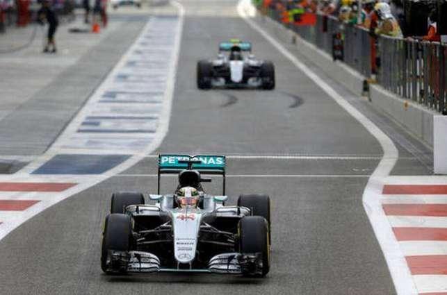 United Arab Emirates Grand Prix free practice times