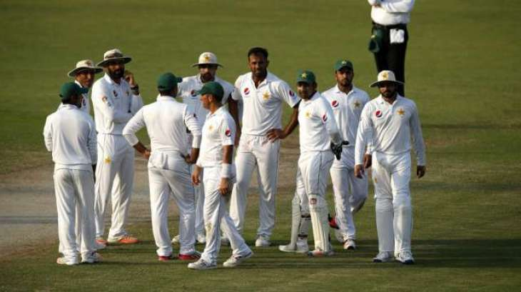 Green Shirts at their worst at the final Test Match against Kiwi's
