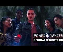trailer of power rangers