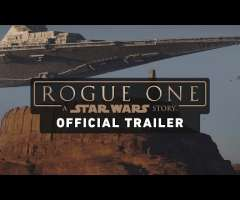 trailer of rogue one- a star wars story