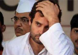 Rahul Gandhi's Social Media Account Hacked