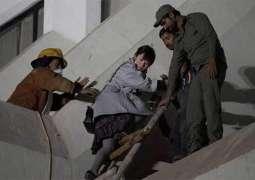کراچی دے مقامی ہوٹل وچ اگ لگن دا واقعہ:مڈھلی رپورٹ تیار کر لئی گئی