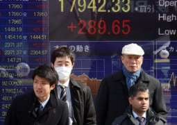 Tokyo's Nikkei index closes at highest this year