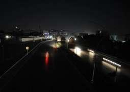 Blackout engulfs Lahore city